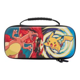 Nintendo Switch Protection Case Pokemon Vortex (Pikachu&Charizard) - PowerA [Pre-Order]