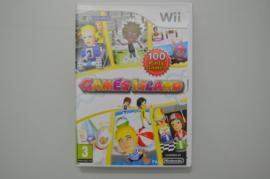 Wii Games Island