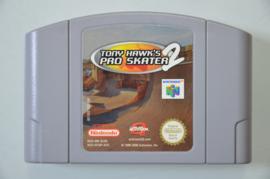 N64 Tony Hawk's Pro Skater 2