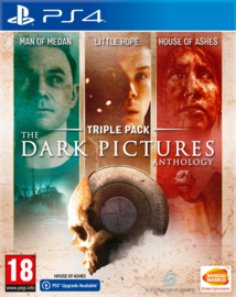 Ps4 The Dark Pictures Anthology Triple Pack [Pre-Order]