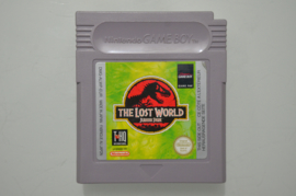 Gameboy Jurassic Park The Lost World