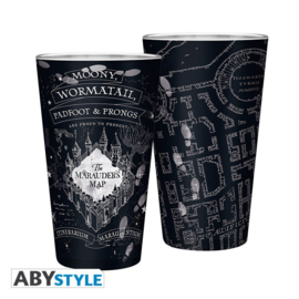 Harry Potter Glas Marauders Map - ABYStyle [Nieuw]