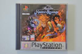 Ps1 Disney's Aladdin in Nasira's Wraak (Platinum)