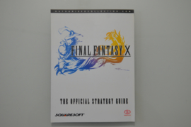 Final Fantasy X Official Strategy Guide - Piggyback