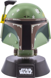 Star Wars 3D Icon Light Boba Fett - Paladone [Nieuw]