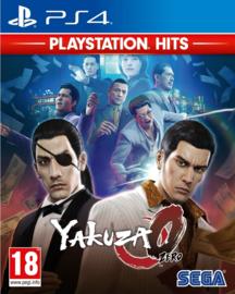Ps4 Yakuza Zero (Playstation Hits) [Nieuw]