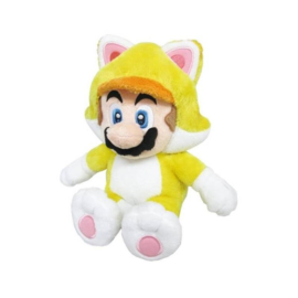Nintendo Pluche Super Mario 3D World Cat Mario - Play By Play [Nieuw]