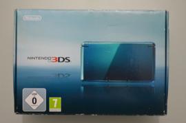 Nintendo 3DS Console (Aqua Blue) [Compleet]
