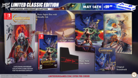 Switch Castlevania Anniversary Collection (Classic Edition) [Pre-Order] (#)