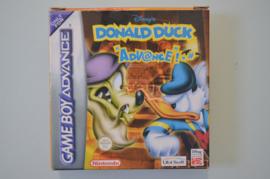 GBA Disney's Donald Duck Adv@nce [Compleet]