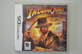 DS Indiana Jones And The Staff of Kings