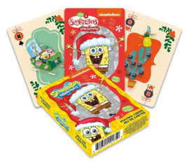 Spongebob Squarepants Speelkaarten Holidays - Aquarius [Nieuw]