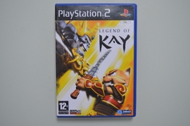 Ps2 Legend of Kay