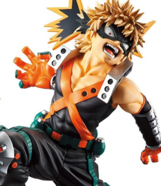 My Hero Academia Figure King of Artist Katsuki Bakugo - Banpresto [Nieuw]