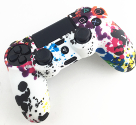 PS4 Controller Skin Camouflage Sillicone Grip [Nieuw]
