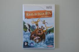 Wii Baas in Eigen Bos Open Season