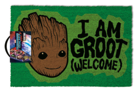 Marvel Deurmat Guardians of the Galaxy I Am Groot - Pyramid International [Nieuw]