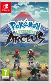 Switch Pokemon Legends Arceus [Pre-Order]