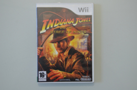 Wii Indiana Jones And The Staff Of Kings