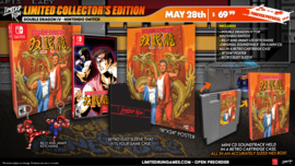 Switch Double Dragon IV Classic Edition [Pre-Order] (#)
