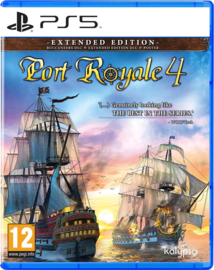 PS5 Port Royale 4 Extended Edition [Nieuw]