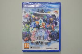 Vita World of Final Fantasy [Nieuw]