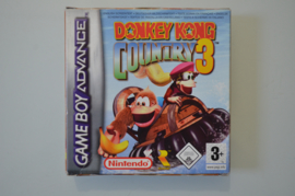 GBA Donkey Kong Country 3 [Compleet]
