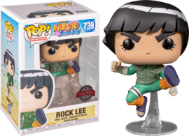 Naruto Funko Pop - Rock Lee Exclusive #739 [Nieuw]