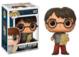 Harry Potter Funko Pop - Harry with Marauders Map #042 [Nieuw]