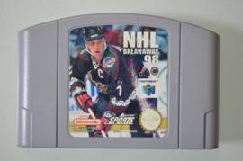 N64 NHL Breakaway 98