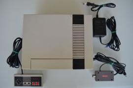 NES Console [Verkleurd]