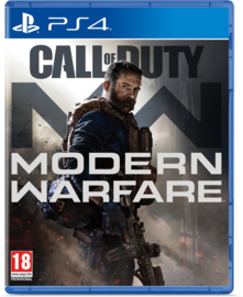 Ps4 Call of Duty Modern Warfare [Nieuw]