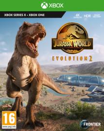 Xbox Jurassic World Evolution 2 + Pre-Order DLC (Xbox One/Xbox Series X) [Pre-Order]