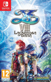 Switch Ys VIII Lacrimosa of Dana [Nieuw]