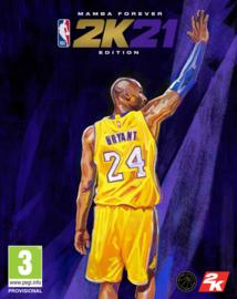 PS5 NBA 2K21 Mamba Forever Edition [Nieuw]