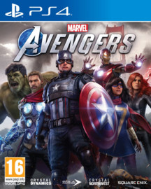 Ps4 Marvel Avengers [Nieuw]