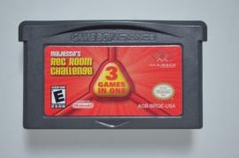 GBA Majesco's Rec Room Challenge