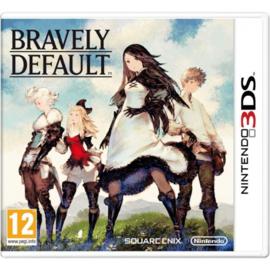 3DS Bravely Default [Nieuw]
