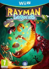 Wii U Rayman Legends [Nieuw]