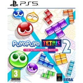 PS5 Puyo Puyo Tetris 2 Limited Edition [Pre-Order]