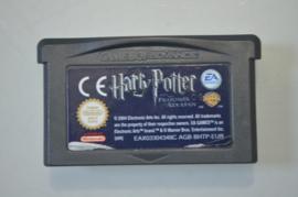 GBA Harry Potter and the Prisoner of Azkaban