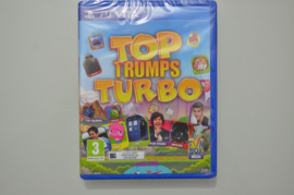 Vita Top Trumps Turbo [Nieuw]
