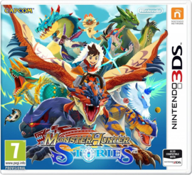 3DS Monster Hunter Stories [Nieuw]