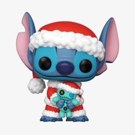 Disney Lilo & Stitch Funko Pop - Stitch & Scrump Holiday Exclusive [Pre-Order]