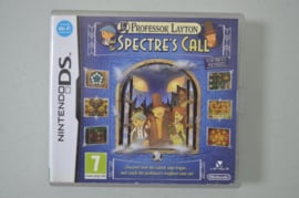DS Professor Layton and the Spectre's Call
