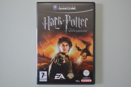 Gamecube Harry Potter en de Vuurbeker / Harry Potter and the Goblet of Fire