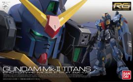 Gundam Model Kit RG 1/144 Gundam MK-II Titans Prototype Mobile Suit RX-178 [Nieuw]