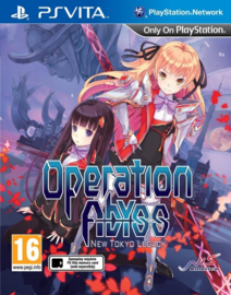 Vita Operation Abyss New Tokyo Legacy [Nieuw]