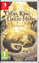 Switch The Cruel King And The Great Hero Storybook Edition [Pre-Order]