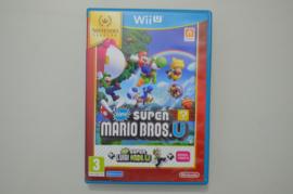 Wii U New Super Mario Bros U + New Super Luigi U (Nintendo Selects)